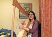 Hannah Sterry - solo harp