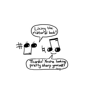 Music Cartoon: Musical Compliments