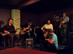 Ben Carr's First Music Hall & Blues Night at The Hideaway Speakeasy