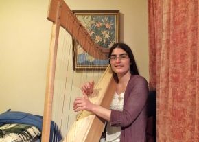 Harpist for Hire!