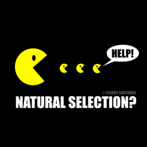 Pacman: Natural Selection