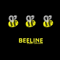 Beeline by Sterry Cartoons