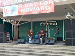 Hope for Howard: An afternoon of music on Kingsbridge Bandstand!