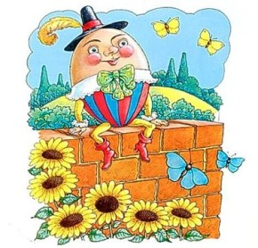 Malborough Pantomime 2014: HumptyDumpty