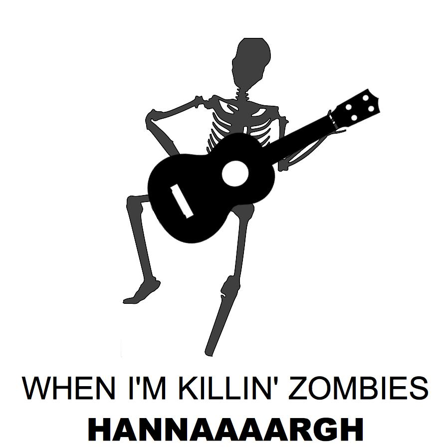 When I'm Killin' Zombies Cover
